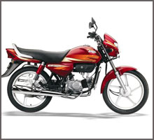 Hero Honda CD Deluxe